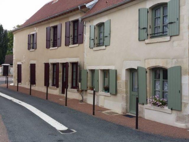 Réhabilitation de logements locatifs à Donzy