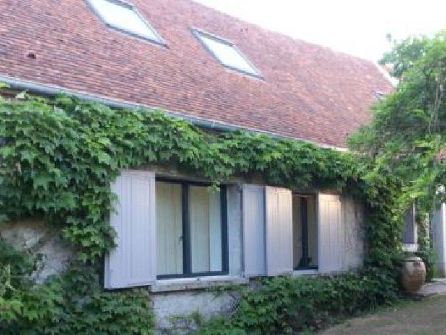 Réhabilitation d'une habitation à Chateauneuf Val de Bargis