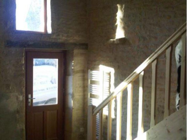 Réaménagement d'une habitation à Donzy