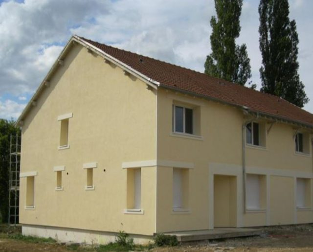 Réhabilitation et aménagement urbain à Garchizy