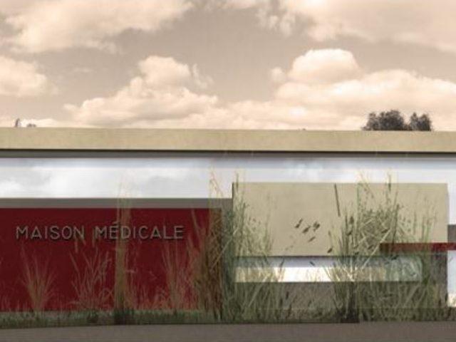 Création d'un centre médical