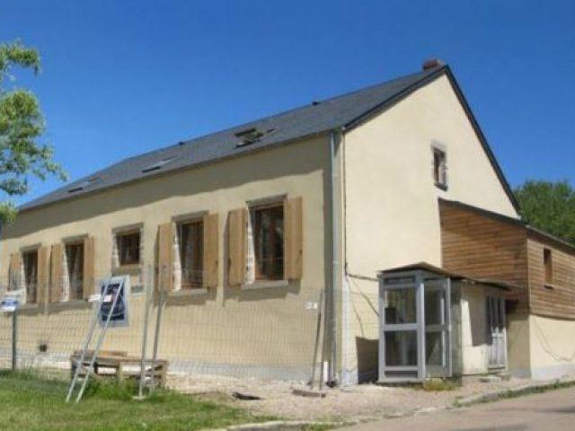 Réhabilitation  « Eco Village Avenir » à La Collancelle