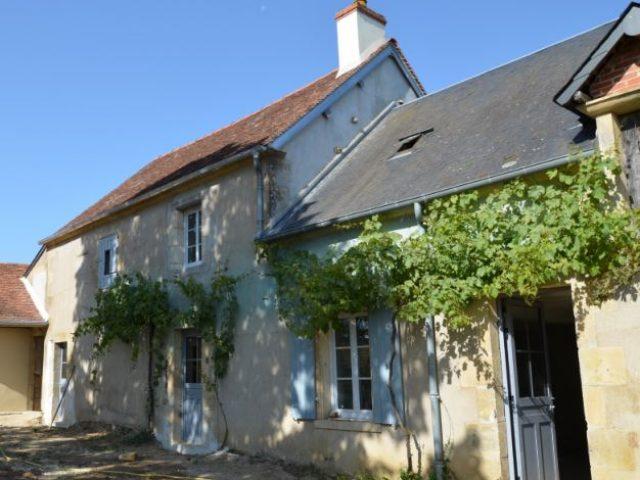 Aménagement d'une habitation à Lurcy