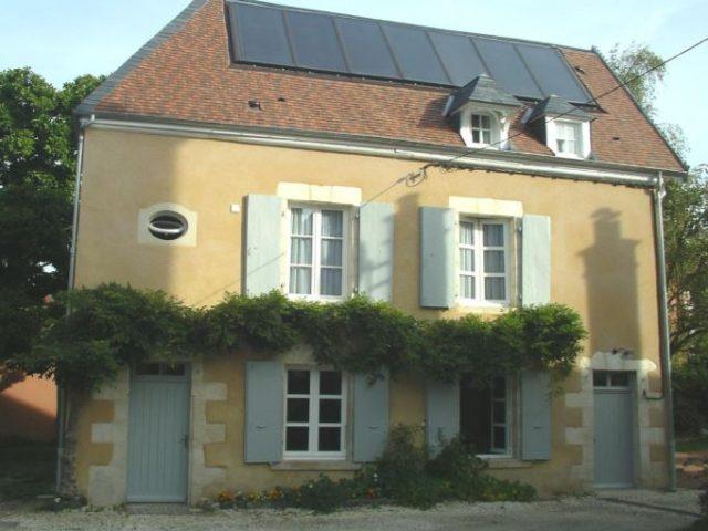 Chambres d'hôtes à Saint-Amand en Puisaye